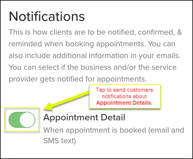 how to set appointment in apple mail