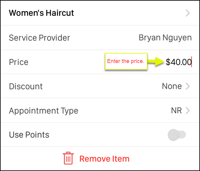 how to change price of a product on shopify