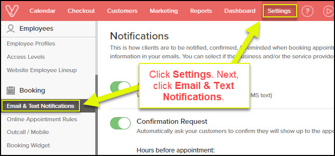 Cancellation Policy - How to Add a Cancellation Policy to Email