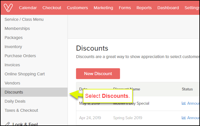 How to Create a Promo Code – Vagaro Support